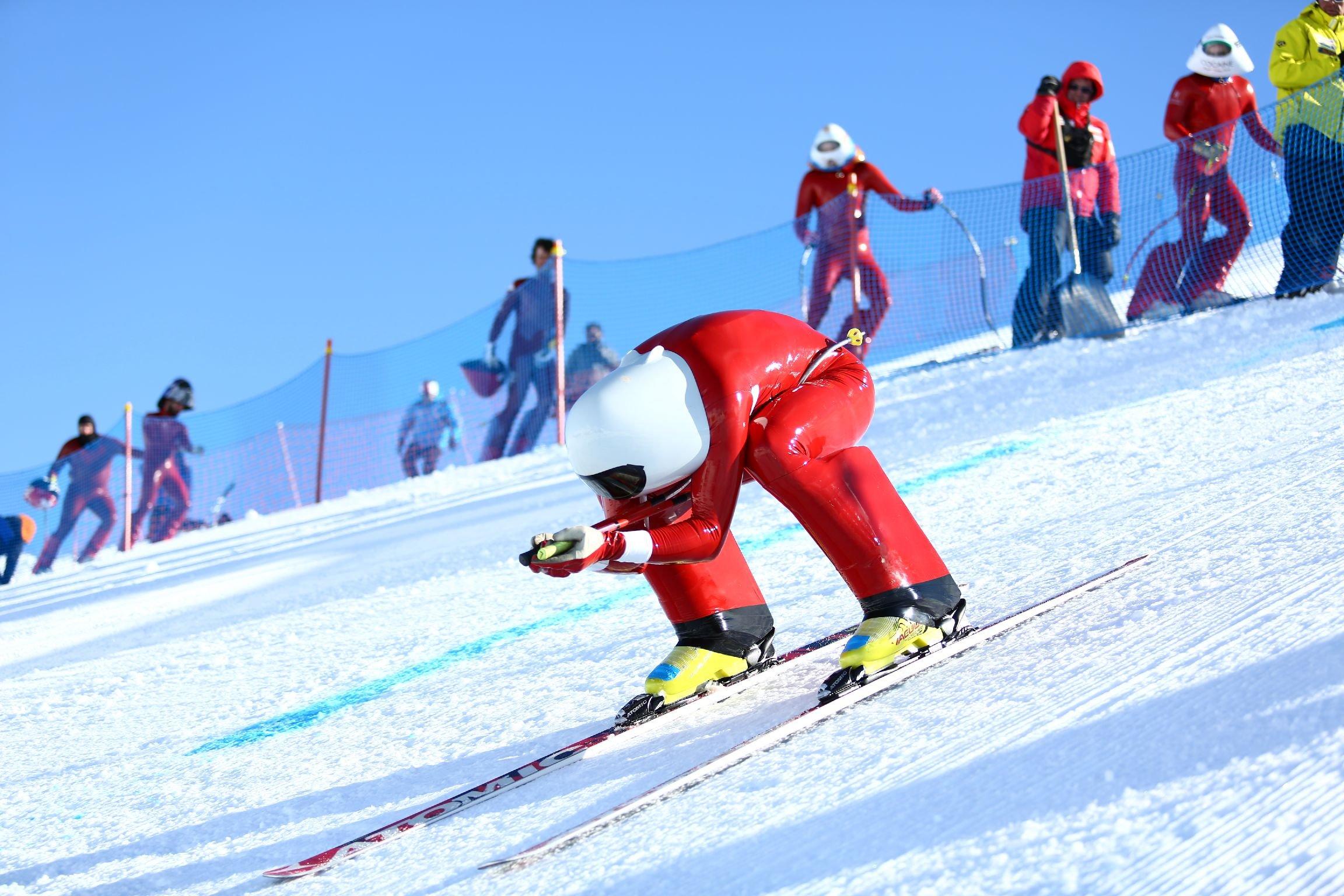 Speed Skiing 2015 05