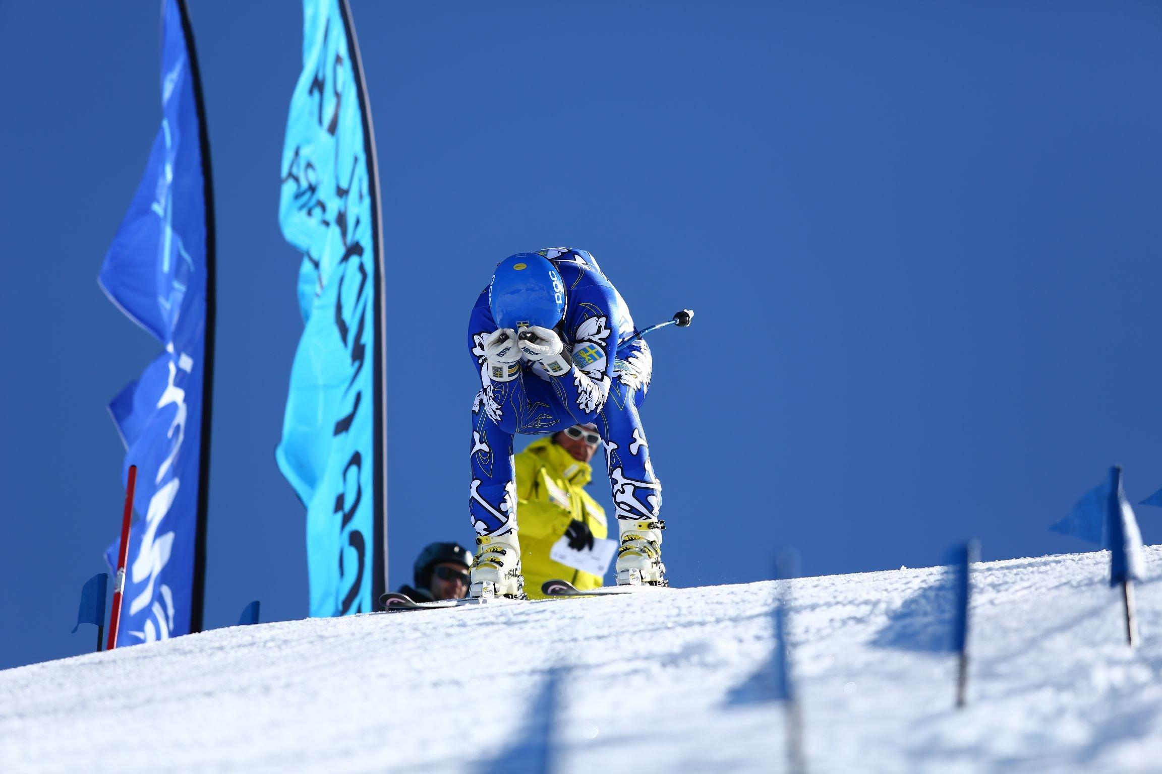 Speed Skiing 2015 04